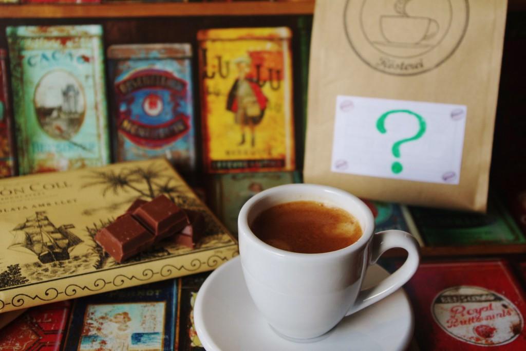 Greenleaf Coffee Espresso Blend