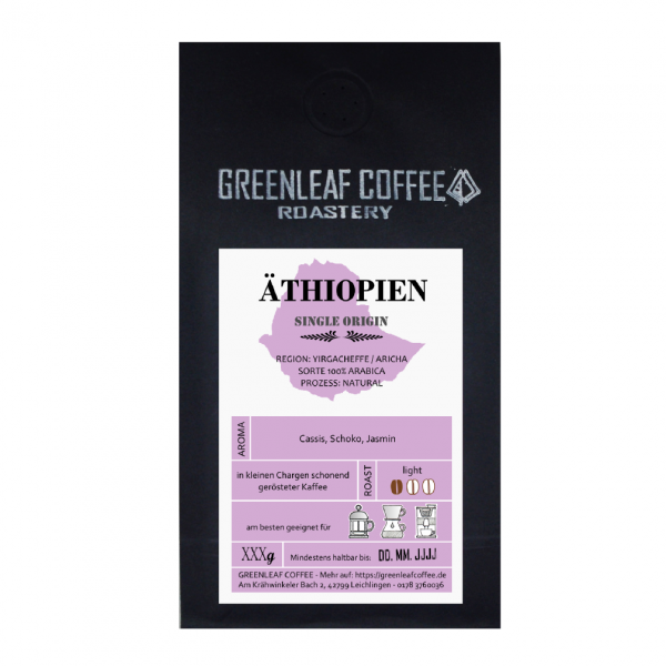 Yirgacheffe Aricha - GREENLEAF COFFEE