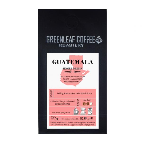 GREENLEAF COFFEE