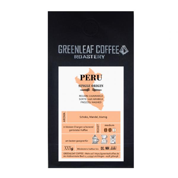 Peru GREENLEAF COFFEE