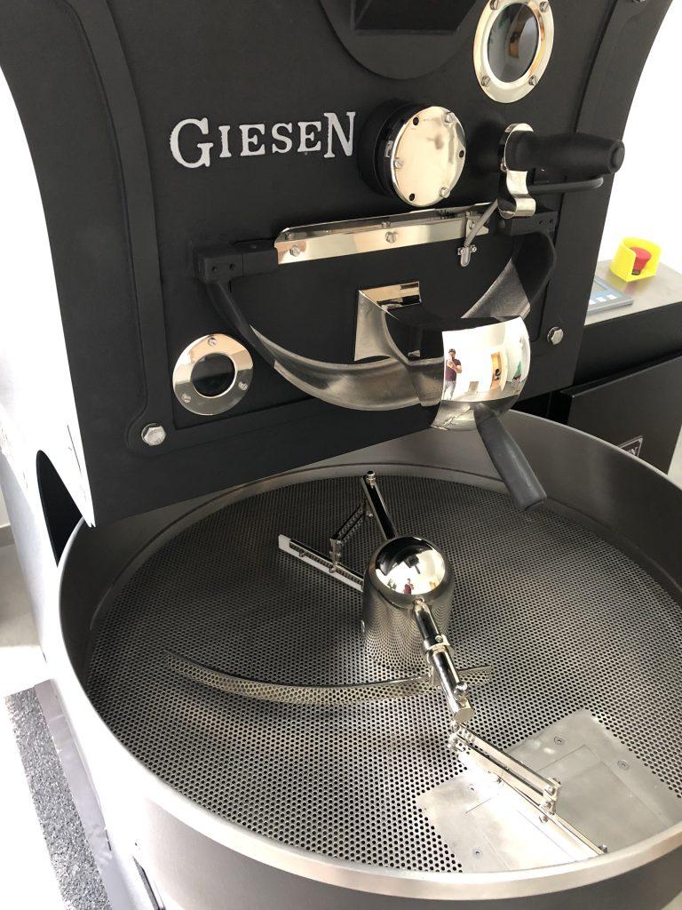 Greenleaf Coffee Röstmaschine