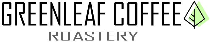 Greenleaf Coffee Roastery Logo