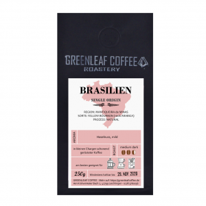 Brasilien GREENLEAF COFFEE