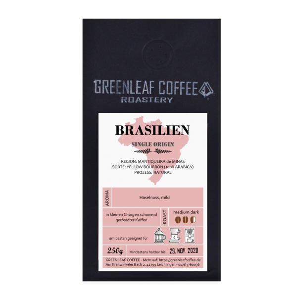 Brasilien GREENLEAF COFFEE