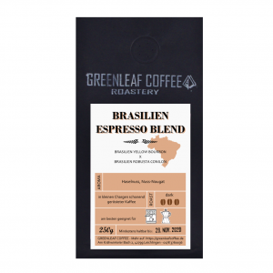 Espresso Blend - GREENLEAF COFFEE
