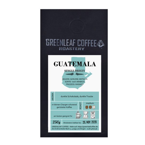 Guatemala Antigua - GREENLEAF COFFEE