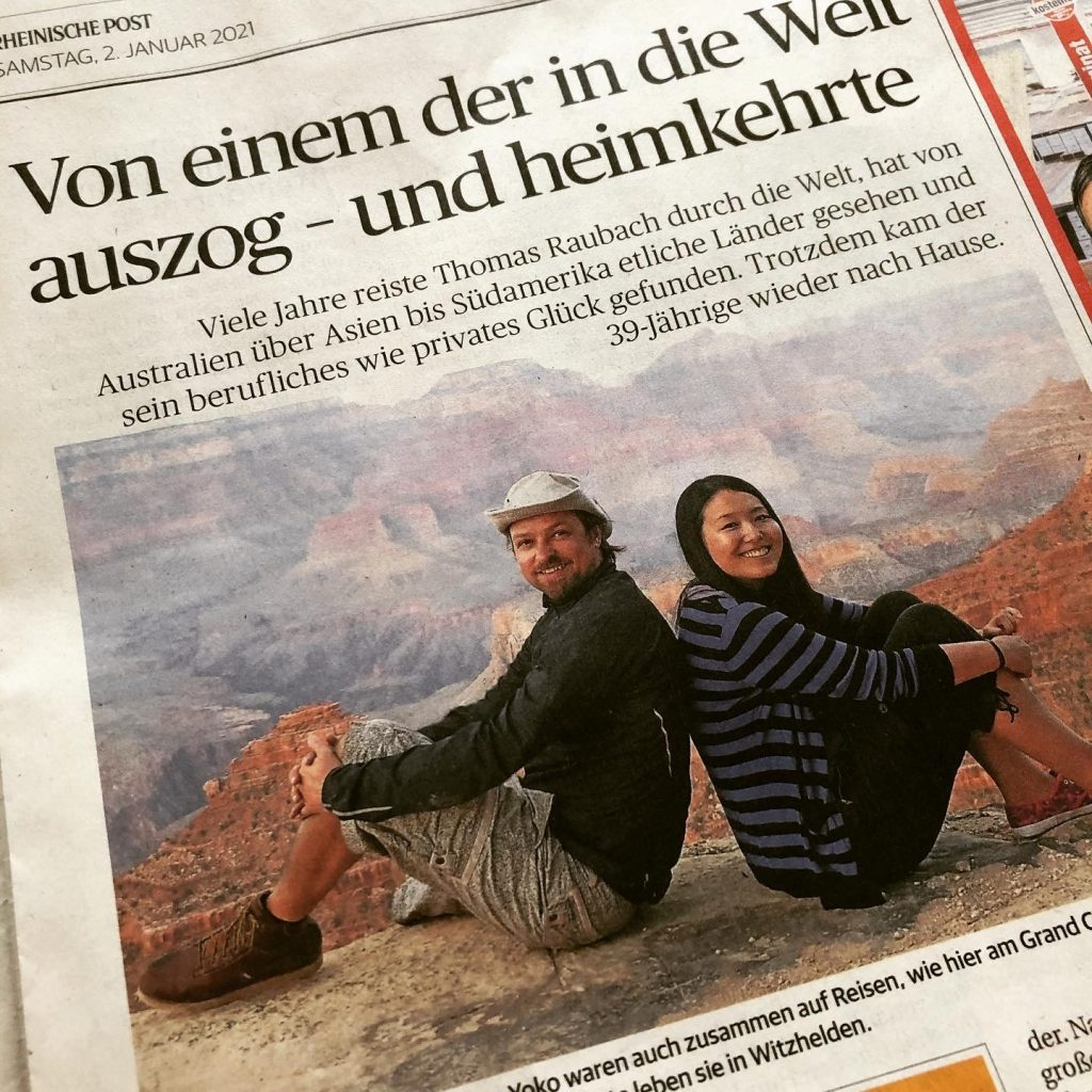 GREENLEAF COFFEE in der Presse